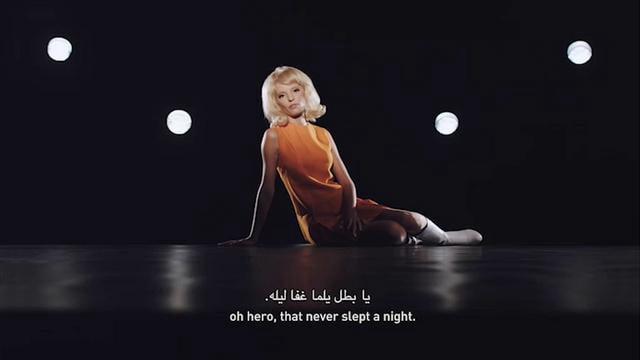 "ADEL ABIDIN | Three Love Songs | 2010 | tre video | 8'48"""